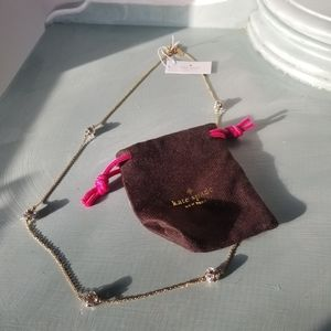 NWT Kate Spade Necklace